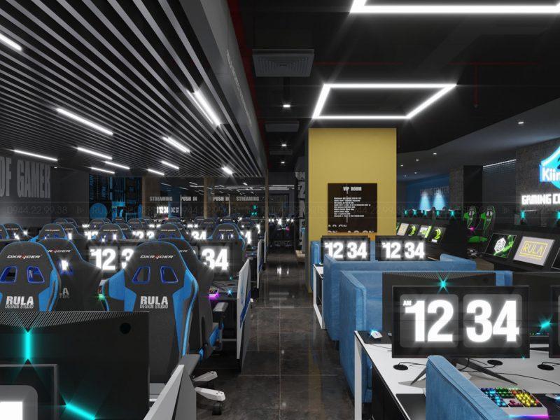 kiin gaming center