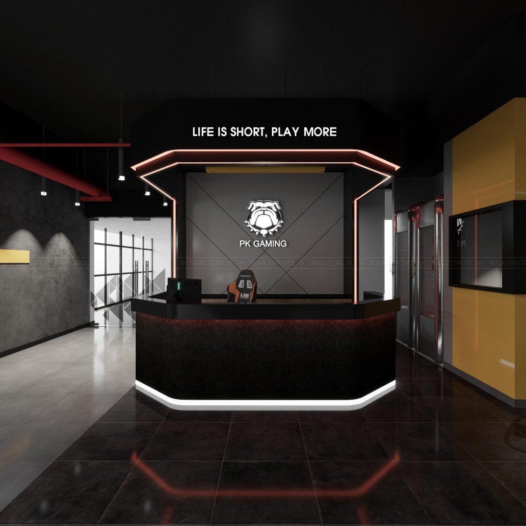 PK Gaming Center