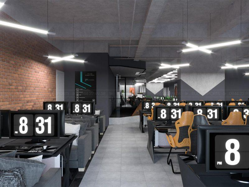 mega zone gaming center