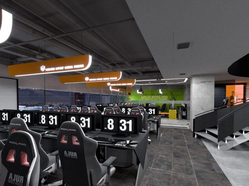 pandora esport stadium 4