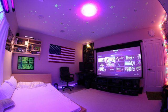 phòng ngủ game