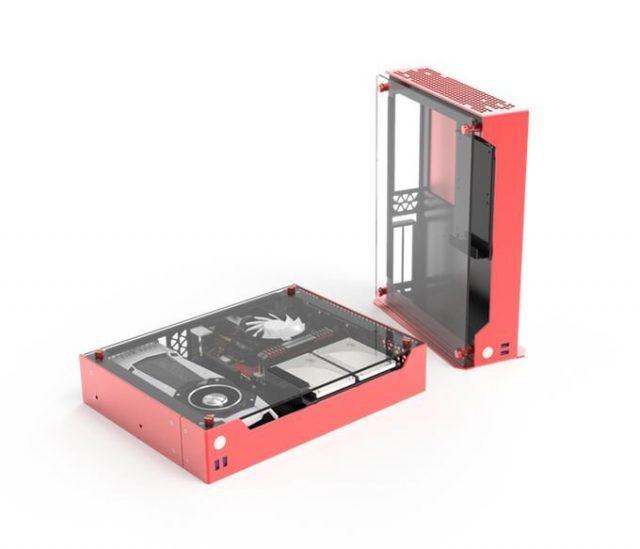 case máy tính nhỏ